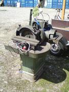 meine neue (gebraucht) Werkzeugschleifmaschine, Juli 09