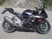 GSX/R 1000, Bj 2007