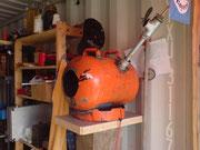Meine Gasesse ( im Bau )