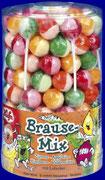 Art.nr. 4022 - Brause-Mix (Zitrone, Apfelsine, Himbeere, Waldmeister)