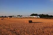 Presles-en-Brie. 15 août 2013. B 82500. Train 117578 Provins - Paris-Est. Cliché Pierre BAZIN