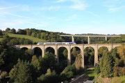 Pierre-Buffière. 26 septembre 2011. Z 27500. Train 869117 Limoges-Bénédictins - Brive-la-Gaillarde. Cliché Pierre BAZIN