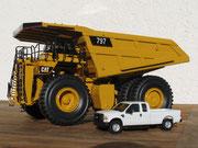 231 t Leergewicht und 2 Dieselmotoren mit 24 Zylindern