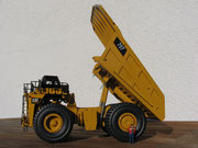 Der 797 ist der größte mechanische Muldenkipper der Welt