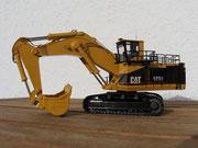 Caterpillar 5230 ME von Classic Construction Models