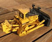 Das Original ist 113 Tonnen schwer und 850 PS stark