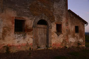 Toskana alter Bauernhof