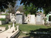 この辺りは普通のメキシコの墓地です。