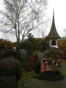Hubertusmesse zu Beginn der Jagd am 03.11.2011