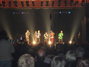 Schola-Boygroup beim Maybebop Konzert 6.10.2012