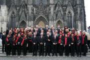 Pontifikalamt im Dom zu Köln, Oktober 2010