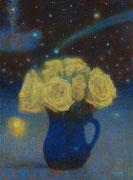 2020 Roses jaunes 20P