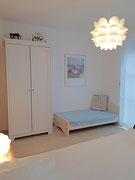 Kinderzimmer mit Juniorbett