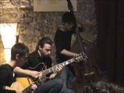Soirée Jazz. Avril 2011.