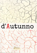 d'Autunno la prima raccolta di racconti targata 2000diciassette