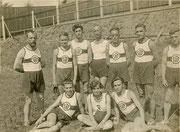 Sportplatz Feuerbach ca. 1917/1918