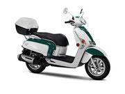 KYMCO Like LX 50 2T weiß-grün 1.899,00 €*