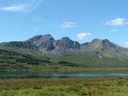 Blaven overlooking Loch Slapin
