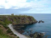 Dunottar Castle bei Stonehaven