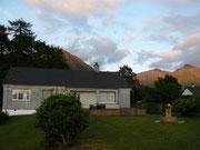 unser erstes Ferienhaus in Glencoe Village