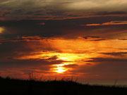 Sunset bei Whitehills