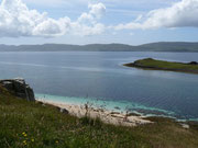 Coral Beach near Dunvegan, Isle of Skye