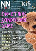 2016 - John Patrick: Eine etwas sonderbare Dame - Open Air am Faulbaum Kirchentellinsfurt