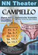 2013 - Peter Turrini frei nach Carlo Goldoni: Campiello - Open Air am Faulbaum Kirchentellinsfurt