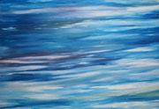 das Meer  70x100cm  Öl
