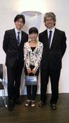 藤村俊介さんと榎元圭さんとKaoru様です♪