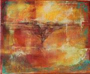 Half Light (oil on canvas 24x30cm) SOLD