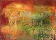 Landscape 7 (oil on board 12x18cm) SOLD