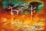 Landscape 6 (oil on board 12x18cm) NFS