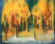Withdean Walk 3 (oil on canvas 46x55cm)