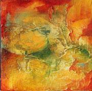 Whisper (oil on panel 15x15cm)