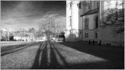 Der Tag der langen Schatten - Ottobeuren/D