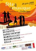 Fête de la Musique   20.06.2008