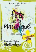 Fête de la Musique   09.09.2011