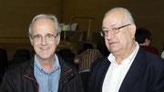 Con Manolo Muñoz, exdelegado El País