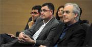 Con Enric Morera, de Compromis