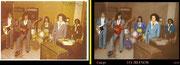 Recuperación de imagen y color Fotografía de 1975. Edición: Fotografía Andreu Gual