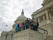 SPEP 2009 in Loudoun, beim Besuch in Washington