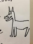 加納画伯 作 『馬』