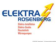 Elektra Rosenberg, Rosenberg