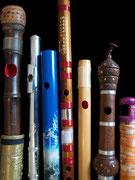 transverse flutes