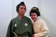 近藤局長と駒野さん