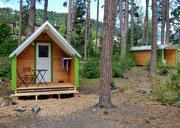 Die neuen Woodys Camp Hotel
