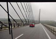 Hebebrücke bei Brest