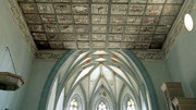 Kirche in Zillis