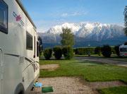 Alpencamping Weer 28.4.2016